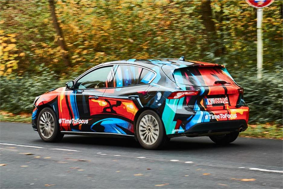 Ford Focus 2018: Todo a punto