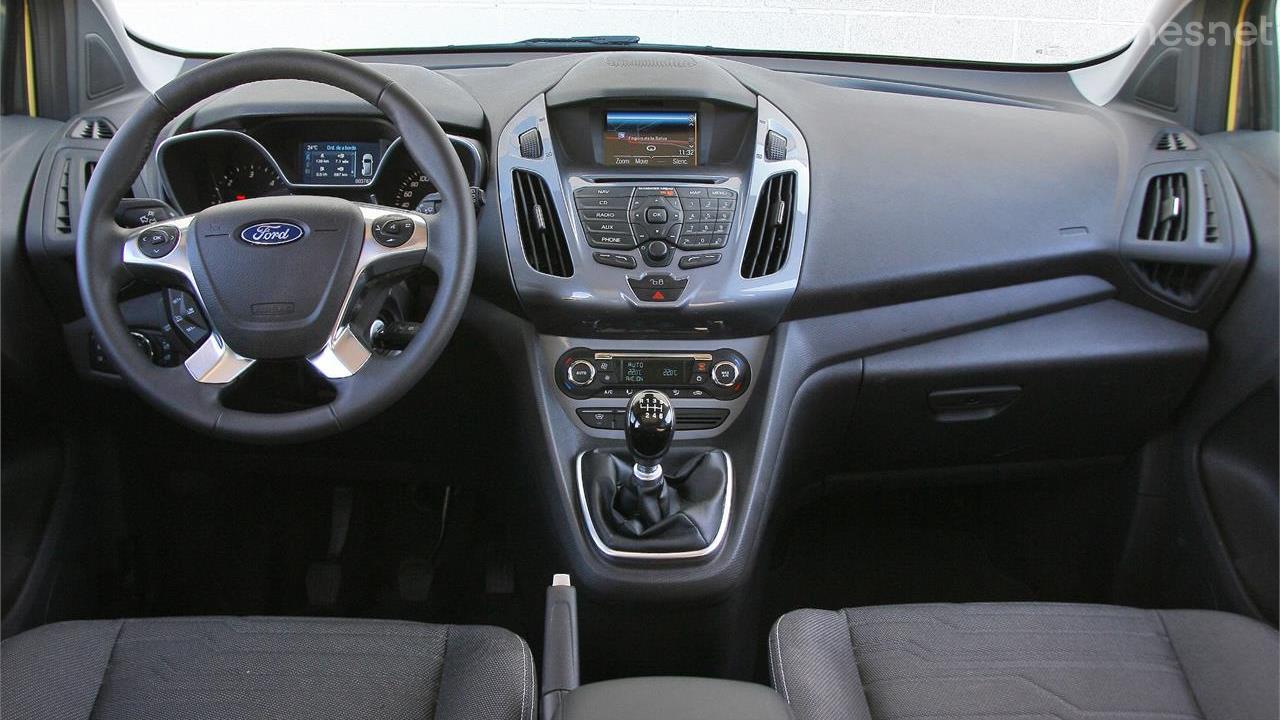 Ford Grand Tourneo Connect Titanium 7p
