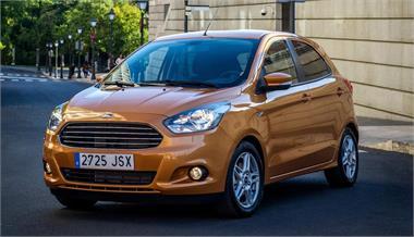 """Ford Ka+: Cuando """"+"""" quiere decir más"""