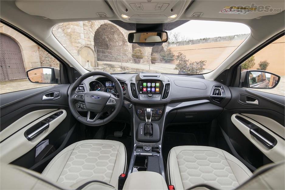 Prueba Ford Kuga Vignale 2.0 TDCI 180 CV