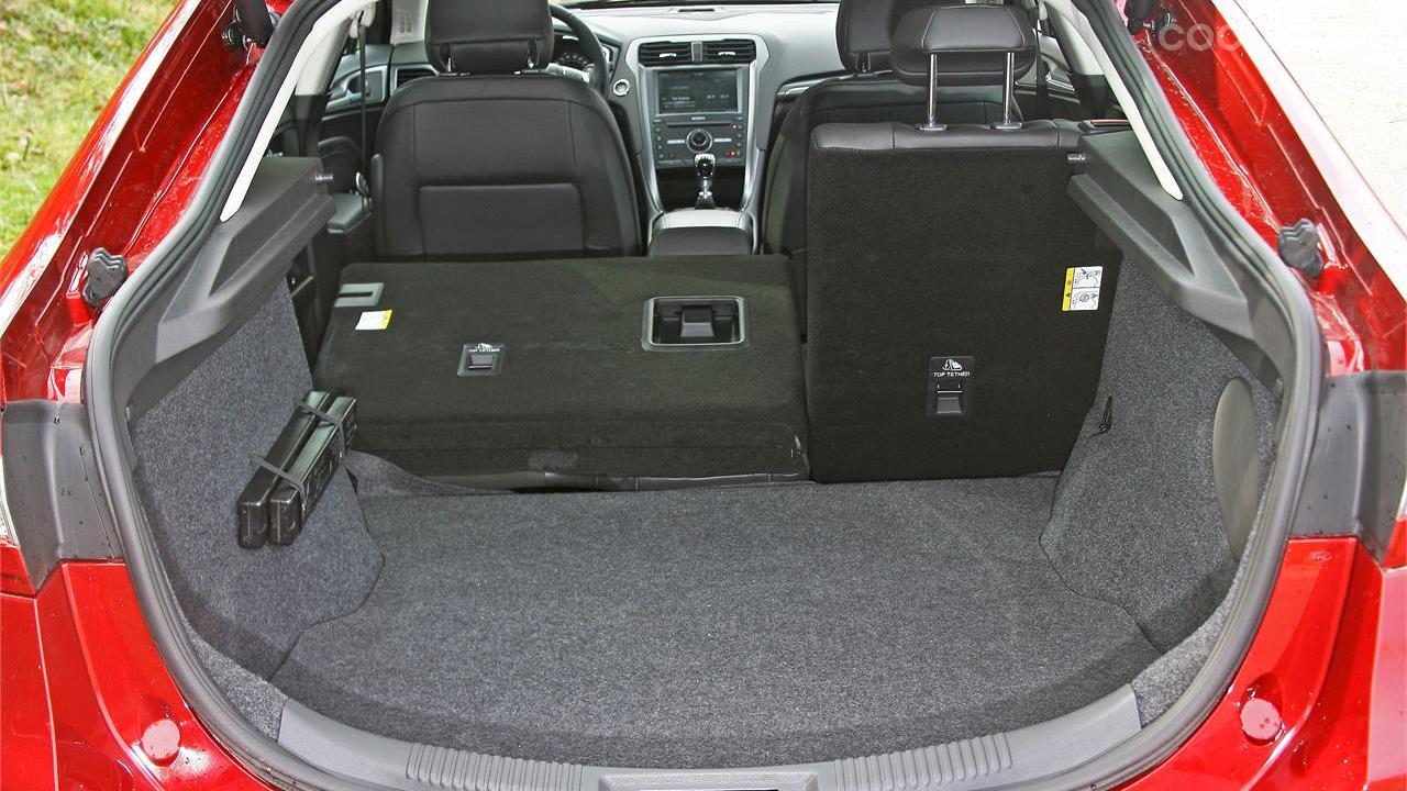 Ford Mondeo 2.0 TDCi 180 CV Titanium