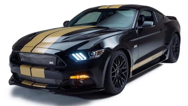 Ford Mustang Shelby GT-H 50 años Hertz