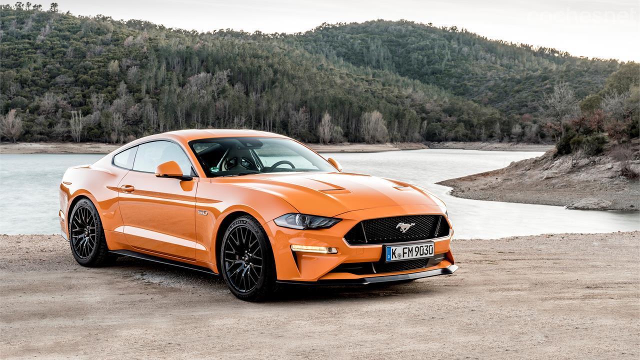 Coches Y Concesionarios Ford Mustang