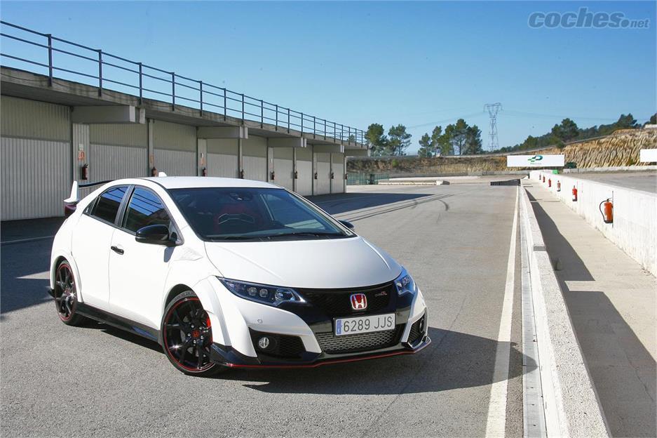 Honda Civic 2.0 VTEC Turbo Type R