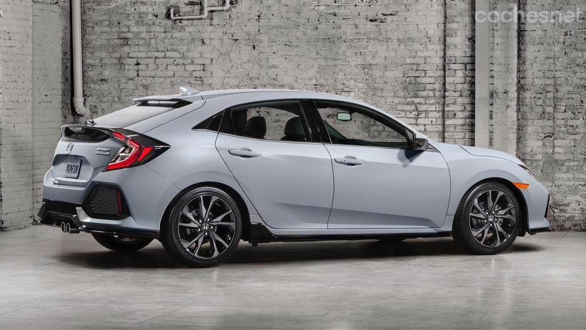 Nuevo Honda Civic Hatchback