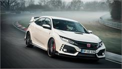 Honda Civic Type R: ¡Nuevo récord en Nürburgring!