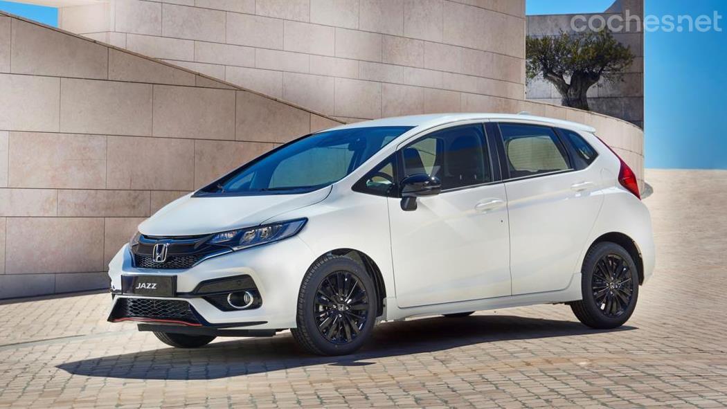 Honda Jazz 2018 restyling