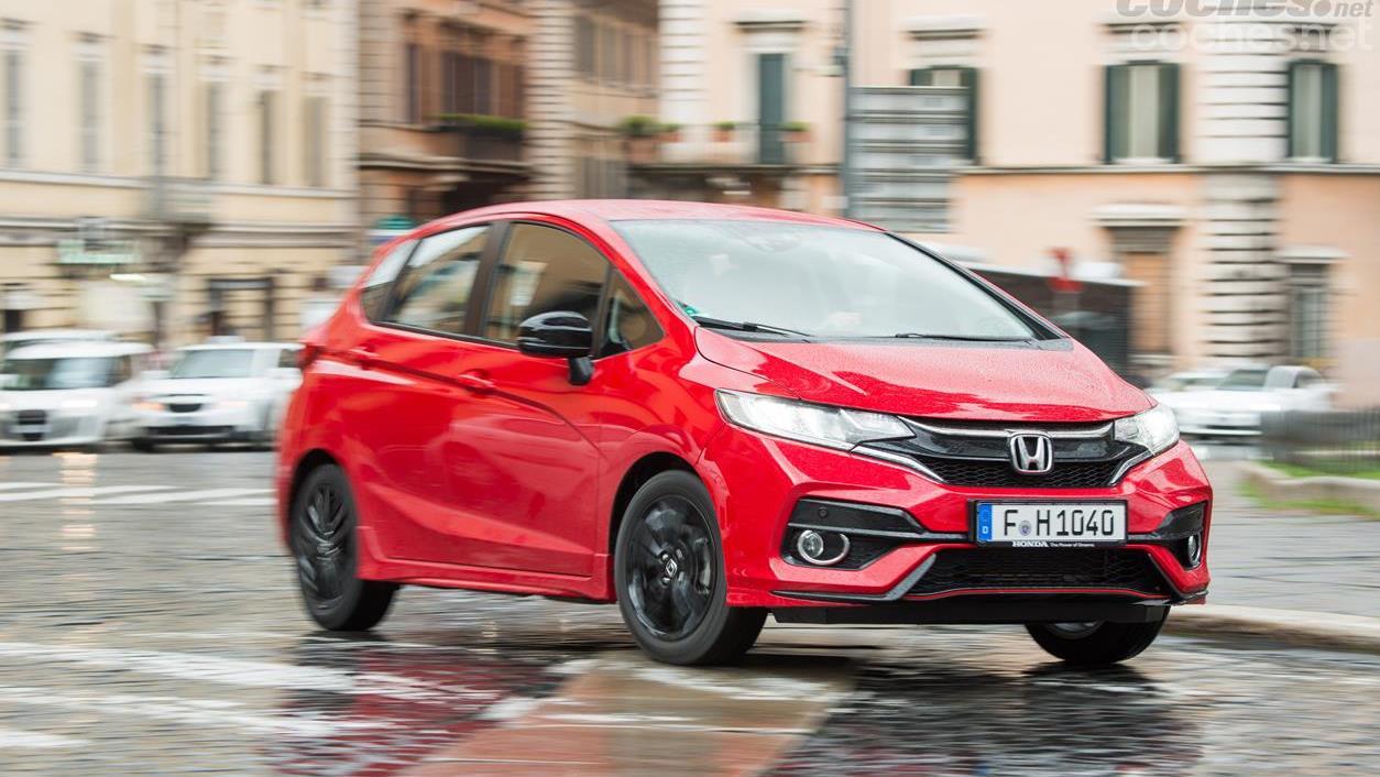 Honda Jazz 1.5 i-VTEC: Más brio