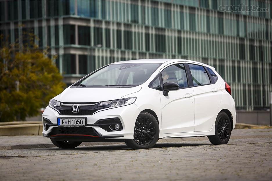 Honda Jazz 15i Vtec Dynamic Más Potencia Y Nuevo Look Noticias