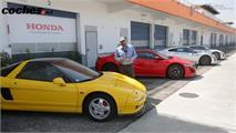 Honda NSX: Vuelve el mito. Y vuelve a por todas