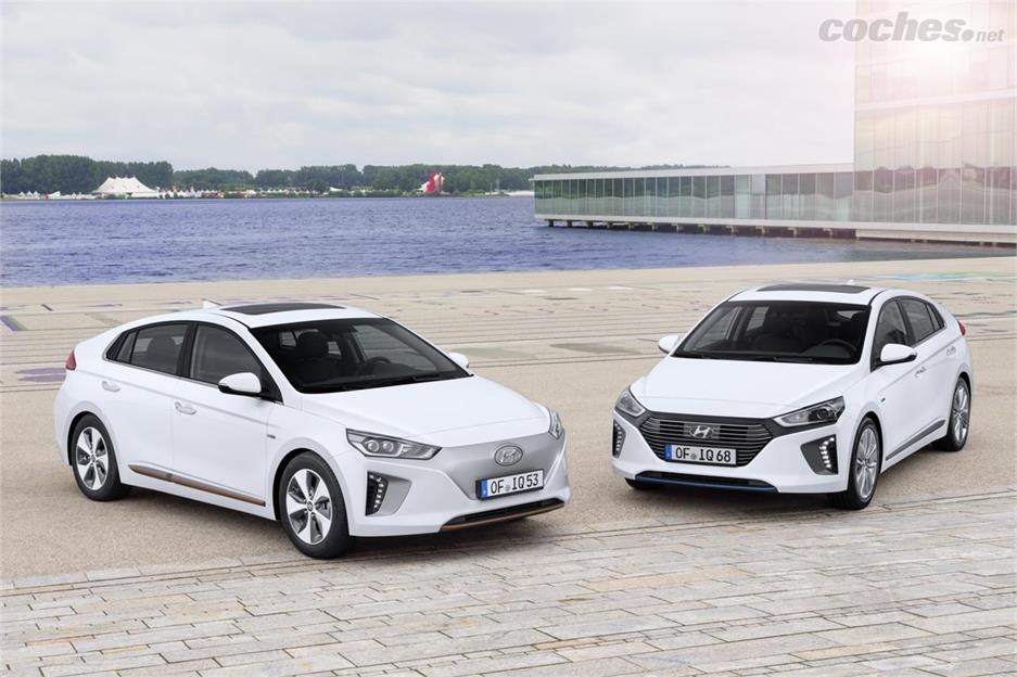 Hyundai Ioniq: Doble apuesta con eléctrico e híbrido | Noticias ...