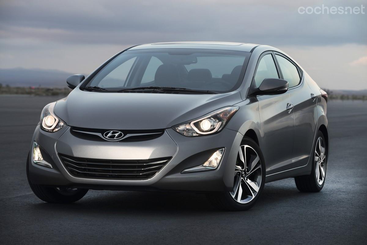 Hyundai Elantra 2014 - foto 1