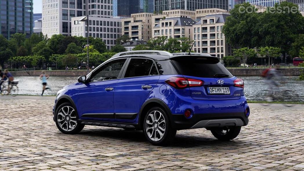 Hyundai i20, puesto al día