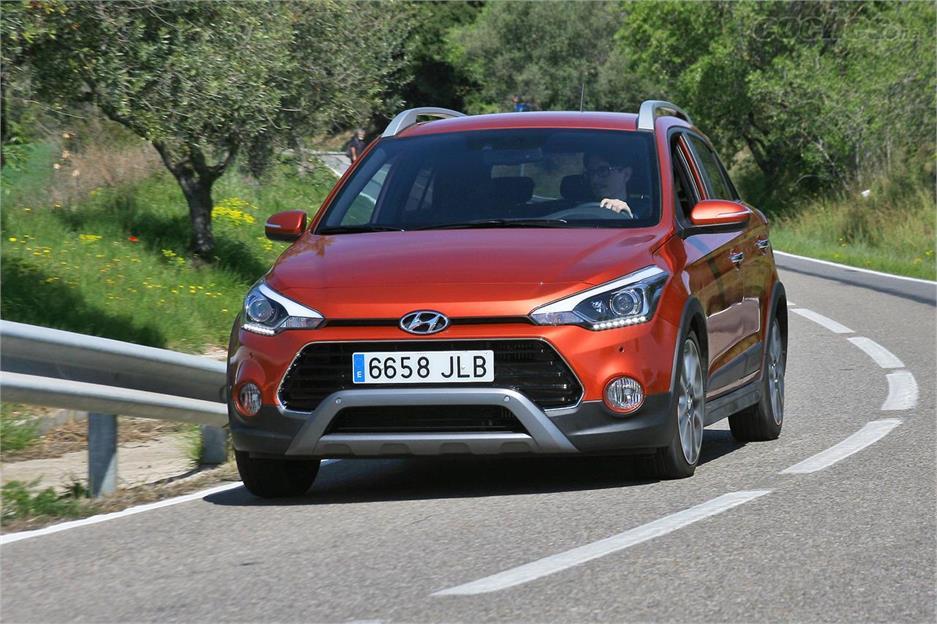 Hyundai i20 Active 1.0 T-GDI 120 CV