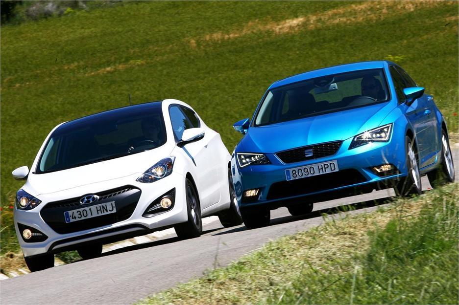 Hyundai i30 2013 noticias - Seat leon 3 puertas ...