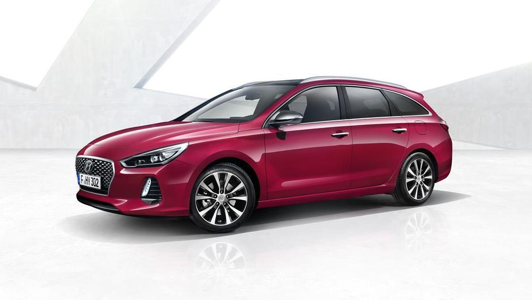 Hyundai i30 Wagon: Primeras imágenes