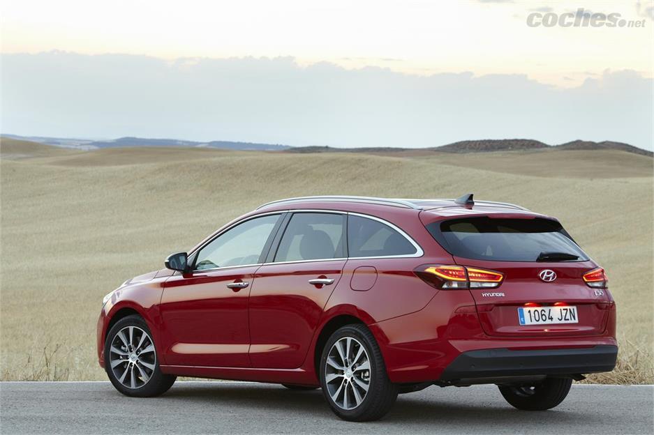 Hyundai i30 CW: Capacidad con elegancia | Noticias Coches.net