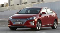 Hyundai Ioniq Electric: a la venta por 34.600 €