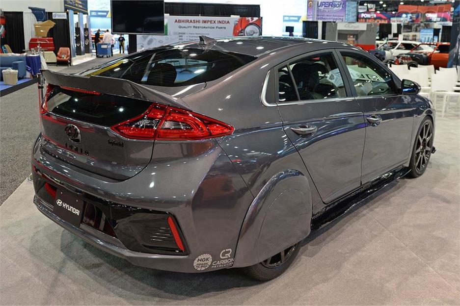 Bisimoto Engineering Hyundai HyperEconiq