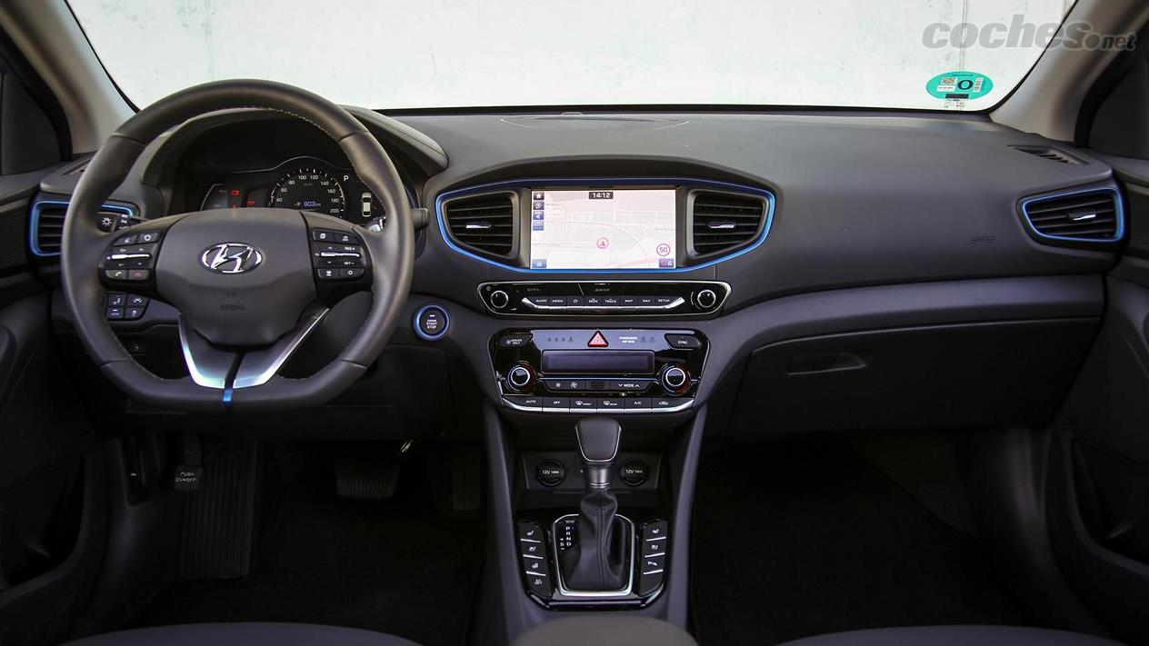 Hyundai Ioniq 1.6 GDI PHEV Style DCT