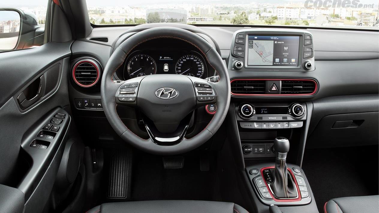 Hyundai Kona: Estilo propio