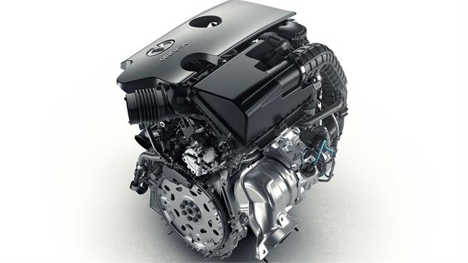 Infiniti: Nuevo motor VC-T