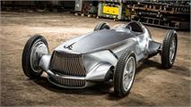 Infiniti Prototype 9: Como un F1 de post-guerra eléctrico