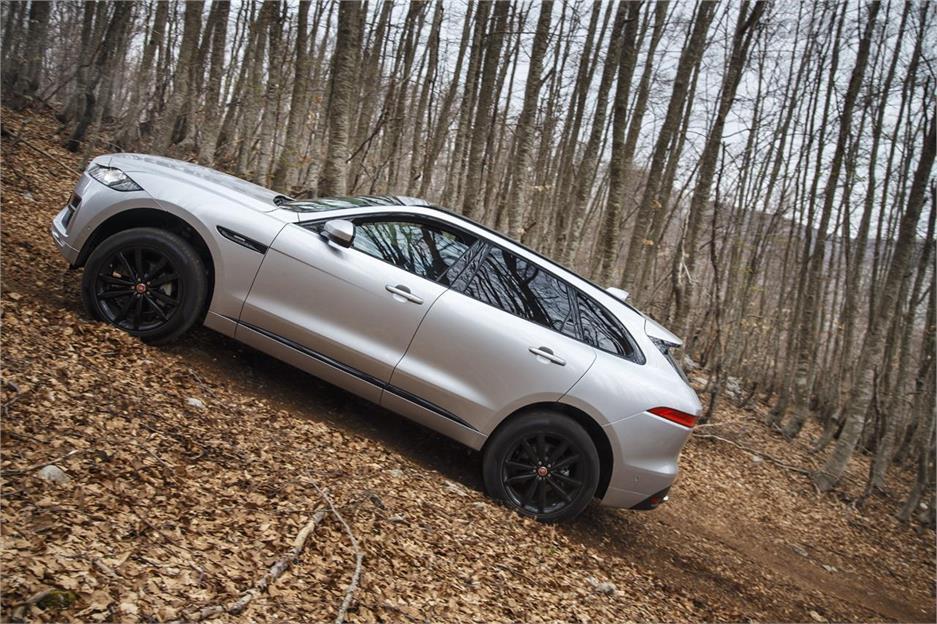 Jaguar F-Pace: Primer SUV de la marca