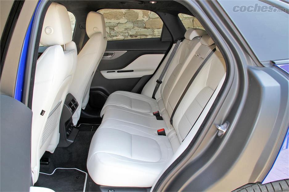 Jaguar F-Pace 3.0 TDV6 AWD