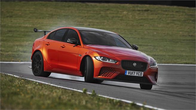 Jaguar XE SV Project 8: Prestaciones extremas