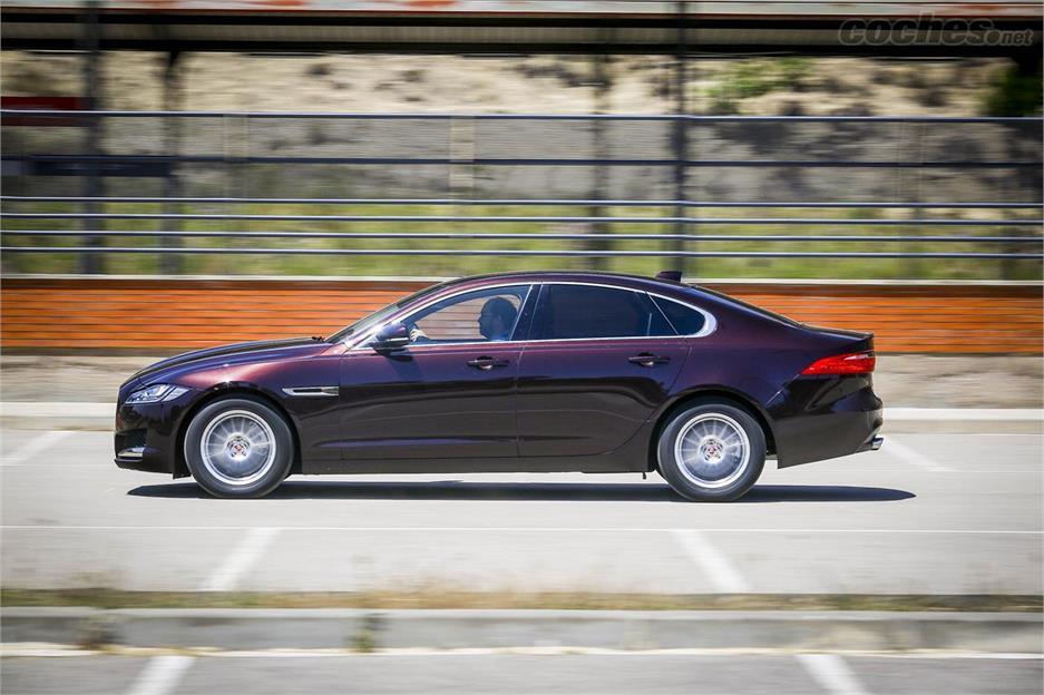 Jaguar XF 2.0 Diesel 4WD
