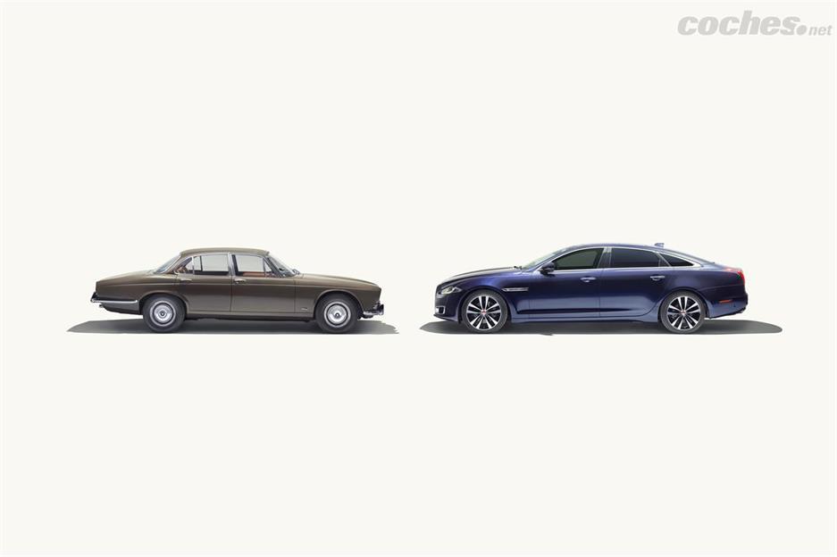 Jaguar XJ50, 50º Aniversario