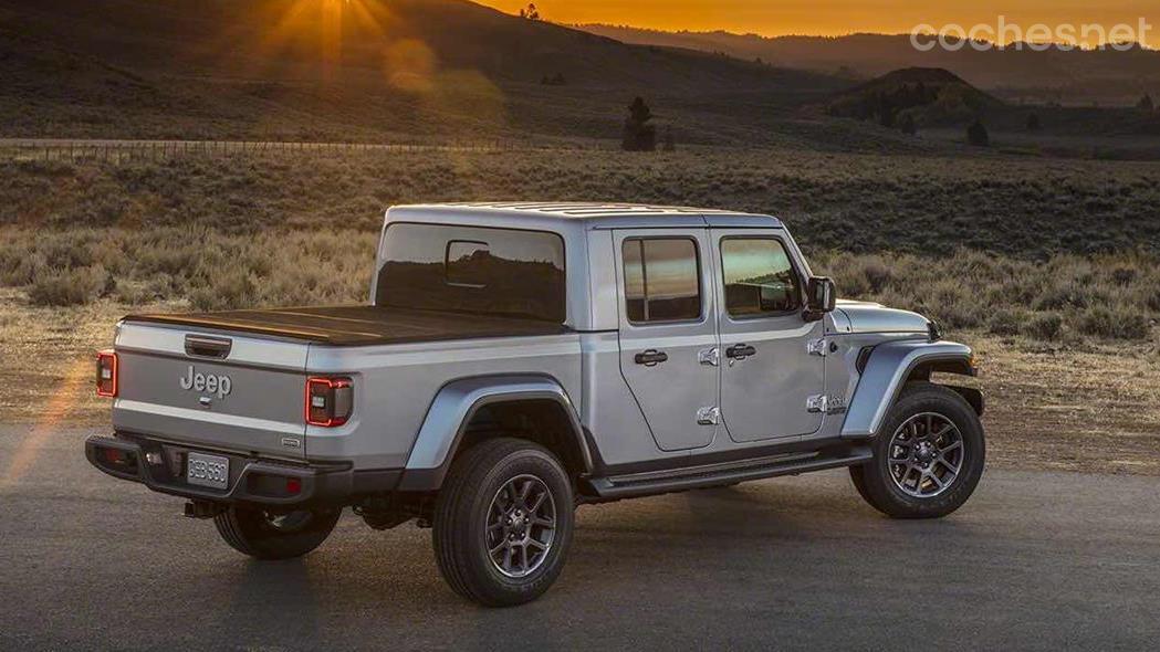 Jeep Gladiator El Wrangler Pick Up Noticias Coches Net