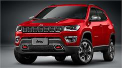 Jeep Compass, ahora global