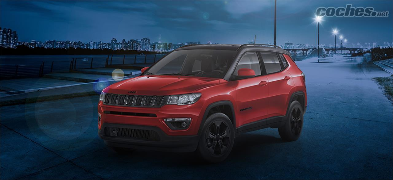 Jeep Compass Business y Night Eagle