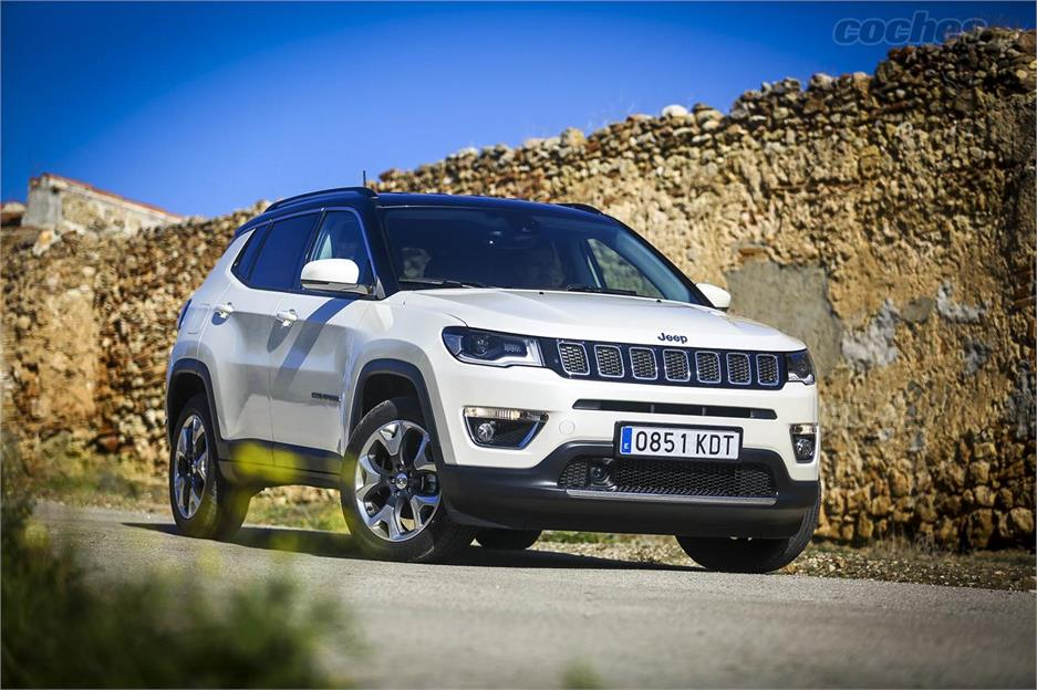 Jeep Compass 2.0 MultiJet II 140 CV 4x4 Auto. | Noticias Coches.net