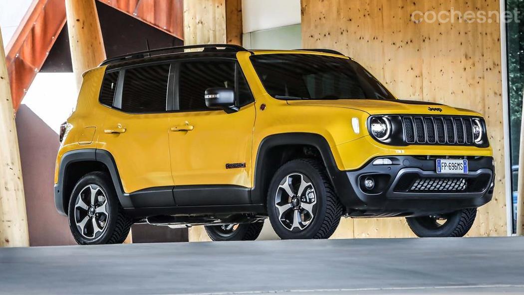 Jeep Renegade, igual pero mejor