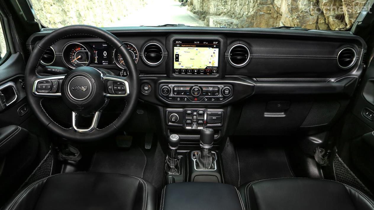 Jeep Wrangler: El Icono se pone al día