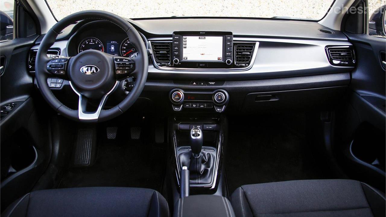 Prueba Kia Rio, Nissan Micra, Citroën C3