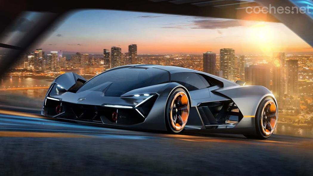 Lamborghini Terzo Millennio, eléctrico