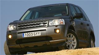 Land Rover Freelander 2 TD4 SE Stop/Start