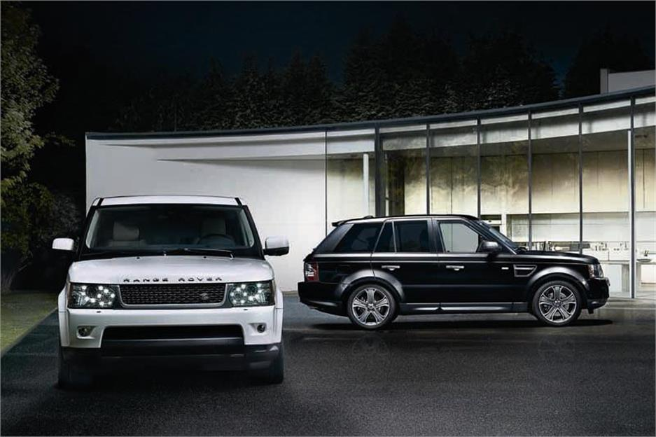 nuevo land rover range rover sport 2010 noticias. Black Bedroom Furniture Sets. Home Design Ideas