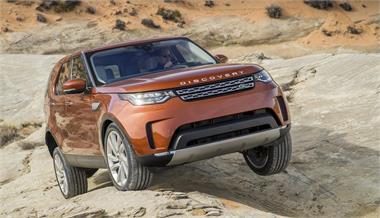 Land Rover Discovery: Revolución estética y tecnológica