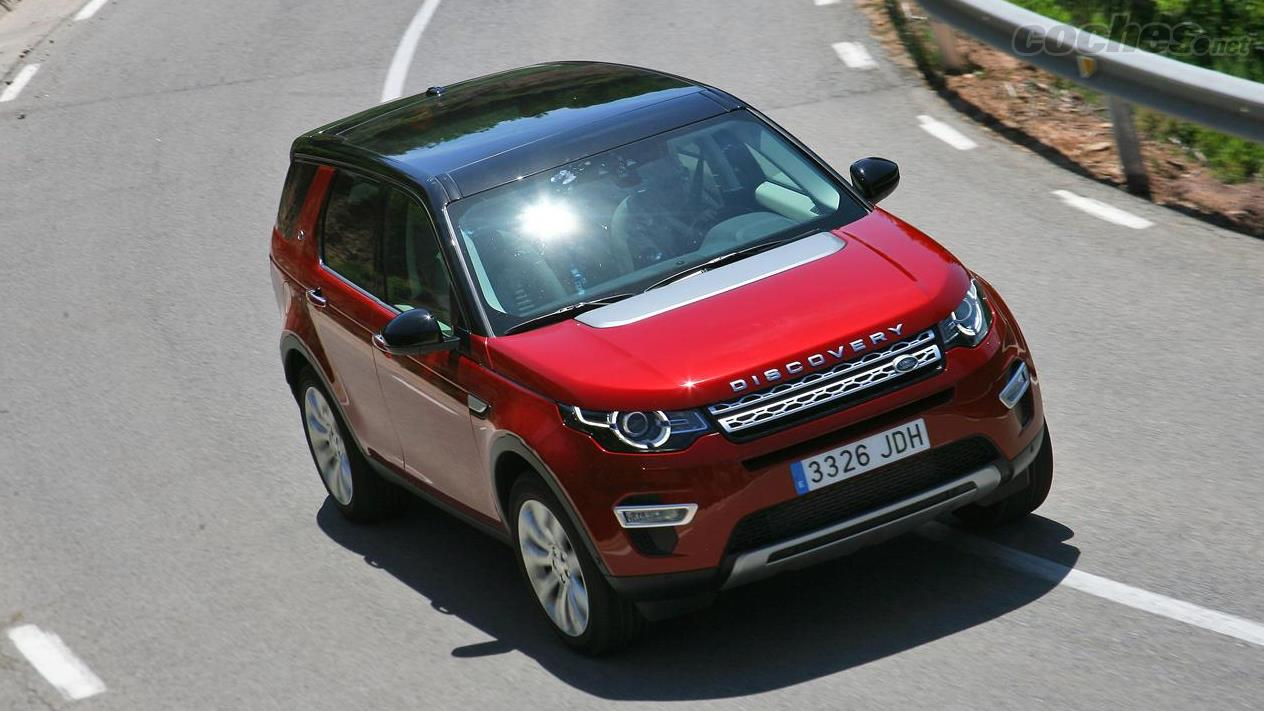 Land Rover Discovery Sport SD4 4WD HSE