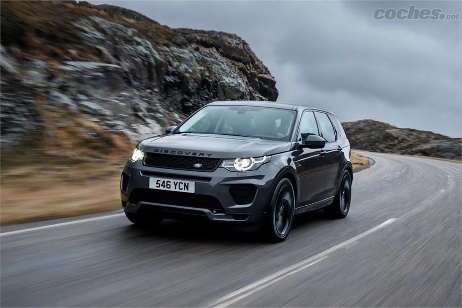 Land Rover Discovery Sport Y Range Rover Evoque Nuevos
