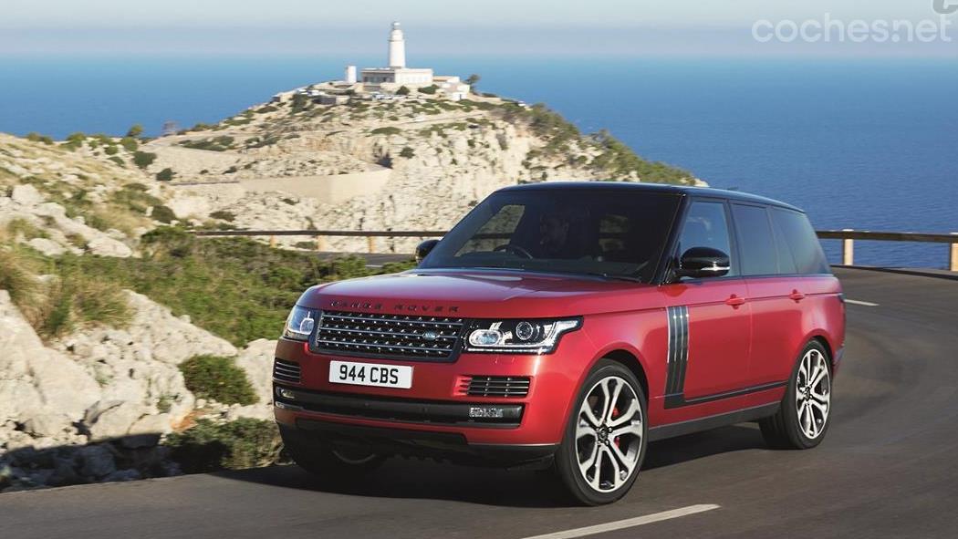 Range Rover 2017
