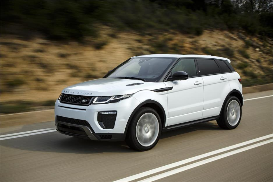presentacion land rover range rover evoque 2015 noticias. Black Bedroom Furniture Sets. Home Design Ideas