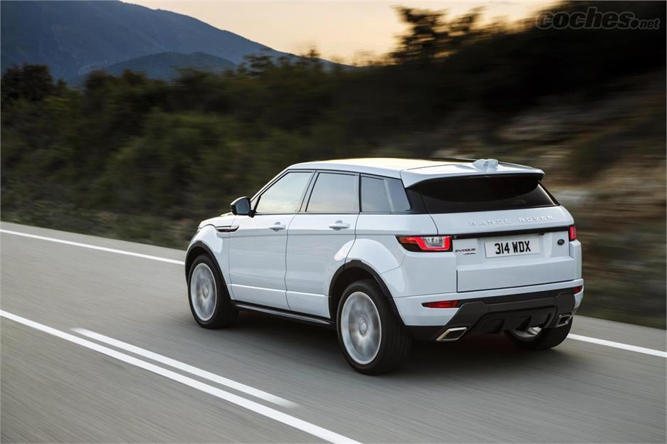 Nuevos motores para Land Rover