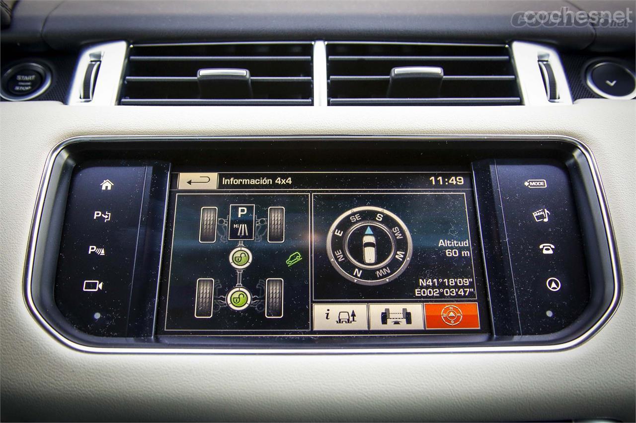 Range Rover Sport HSE Dynamic SDV8 - foto 52