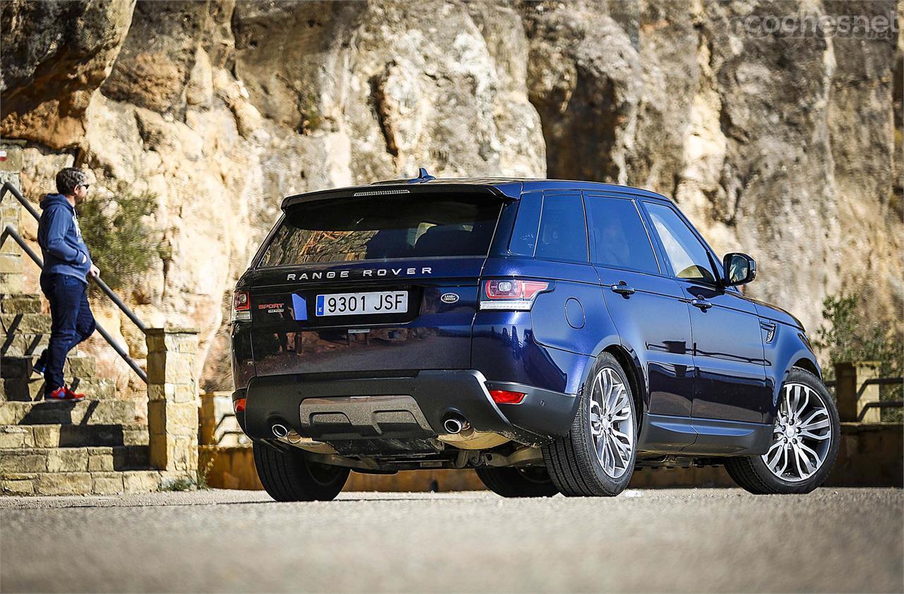 Range Rover Sport HSE Dynamic SDV8 - foto 37